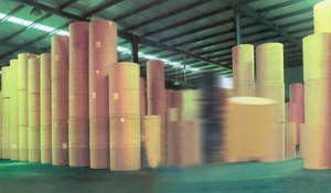 Base paper warehouse